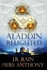NEW Aladdin Relighted (The Aladdin Trilogy) by J.R. Rain