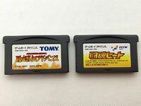 Shin Nihon Pro Wrestling Toukon Retsuden, Toukon Heat GBA Game Boy Advance