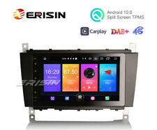 "ES2769C 8"" ANDRLOID 10.0 CAR STEREO SYSTEM DAB+ CARPLAY GPS 4G FOR BENZ C-CLASS"