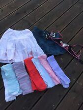 Mädchen Bekleidungspaket Gr. 122 128 134 140 146 152 83 Teile 9,5 Kg mit Marken