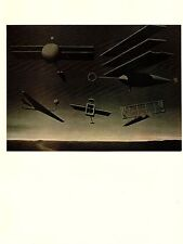"""LE THERAPEUTE/"""" COLOR Art Lithograph 1972 Vintage MAGRITTE /""""THE THERAPEUTIST"""