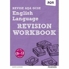 REVISE AQA GCSE English Language Revision Workbook: For the 9-1 Exams (REVISE AQ