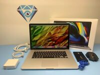 MacBook Pro 15 3.2GHz RETINA i7 ✺ 16GB RAM 1TB SSD BUNDLE ✺ WARRANTY ✺ OSX2020