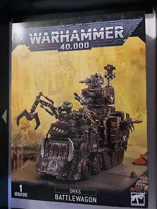 Warhammer 40K Orks Battlewagon