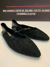 Zara Trafaluc Brand New Black Flat Shoes Casual Pointed Toe Original