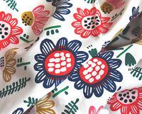 "IKEA Gunilla Fabric - NEW - 100/% Cotton 59/"" x 1.0 yd Bird Pattern"