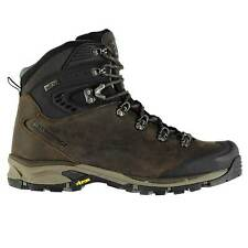 Karrimor Mens Cheetah Walking Boots Breathable Waterproof Vibram Leather Upper