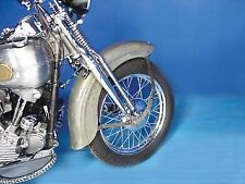 V-Twin 50-0780 - Front Fender Narrow Spring Style Raw