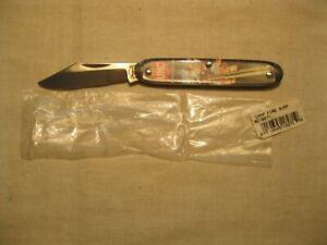 """Vintage Remington UMC USA Novelty Pocket Knife #RE18271 """"Camp Fire""""- Minty"""