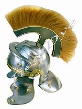Roman Centurion Helmet Ancient Armor Armour Medieval imperial With Nechural Plm