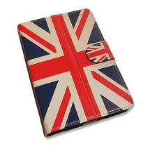 Union Flag Great Britain Motif PU Flip Travel Carry Case Book Cover Nexus 7 UK