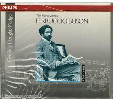 Ferruccio Busoni The Piano Works