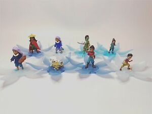 Disney Raya And The Last Dragon Blind Box 8 Figures and Accessories COMPLETE SET