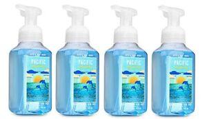 Bath & Body Works Pacific Coastline Gentle Foaming Hand Soap x4