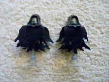 LEGO Harry Potter - Rare - 2 Dementor Minifigs w/ Stand - Excellent - From 4842