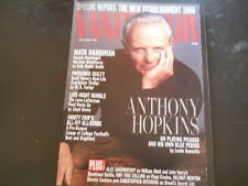 Anthony Hopkins - Vanity Fair Magazine 1996