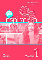 New Edition Inspiration Level 1 Workbook by Garton-Sprenger, Judy|Prowse, Philip