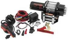New QuadBoss 3500 lb Winch & Mount 2012-2014 Kubota RTV 400 / 500 UTV