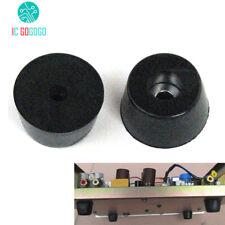 10pcs Audio Speaker Amplifier Anti Shock Rubber Feet Pads Vibration Absorption