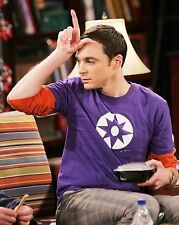 The Big Bang Theory Jim Parsons Glossy 8x10 Photo 2