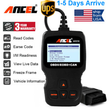 Ancel AD310 EOBD OBD2 Scanner Diagnostic Tool Car Check Engine Code Reader New