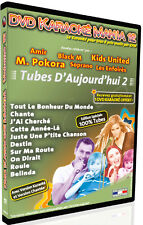 "DVD Karaoké Mania Vol.12 ""Tubes d'Aujourd'hui 2"""