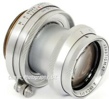 Taylor-Hobson ANASTIGMAT 2 Inch f2 LEICA L39 Lens by REID & Sigrist Leicester