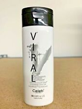 Celeb Luxury Viral Extreme SILVER ColorWash 2oz Travel Size - FAST FREE SHIPPING