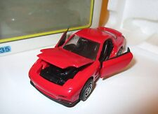 Infini Mazda RX-7 rx7 FD3S in rot rouge rosso red, Yonezawa Diapet in 1:40>1:43!