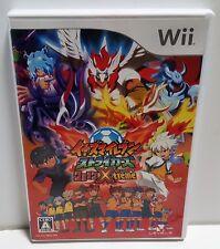 Inazuma Eleven Strikers 2012 Xtreme [Japan Import] Level5 Nintendo Wii No Manual