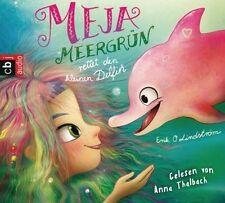 Meja Meergrün rettet den kleinen Delfin von Erik Ole Lindström (EVT: 03.07.2017)