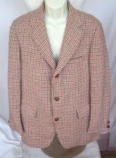DONEGAL MIST Sport Coat Blazer Mens 38R 38 Irish Cashmere Blend TWEED Jacket