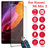 9H Hardness Clear Tempered Glass Screen Protector Film For Xiaomi Mi Mix 2 Lot
