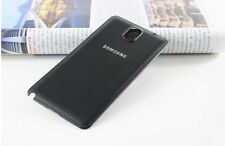 Samsung Galaxy Note 3 III N9005 Housing Faceplate Battery Back Cover Case BLACK