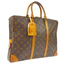 LOUIS VUITTON PORTE DOCUMENTS VOYAGE HAND BAG MONOGRAM M53361 864VI A51159
