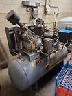 Gardner Denver 10 HP air compressor with progressive start up drive