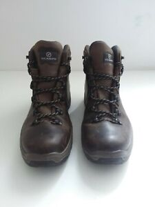 Scarpa Terra GTX Leather Boots Mens Size UK 9.5