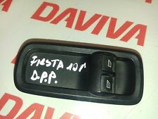 FORD FIESTA MK6 2008-2015 FRONT RIGHT DRIVER SIDE WINDOW CONTROL SWITCH