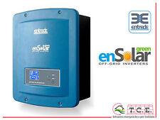 Inverter fotovoltaico ENTRADE mod. ENSOLAR off-grid per accumulo ENR-G2000