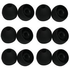 12 JVC In Ear Buds HeadPhones Headset Earphones Gel Tips Medium