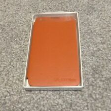 NEW - GALAXY NOTE - FLIP COVER - ORANGE -