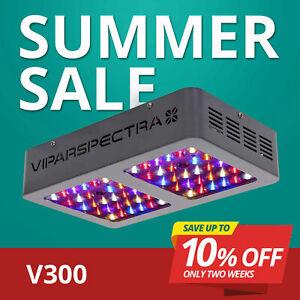 VIPARSPECTRA 300W LED coltiva la luce spettro completo LED Grow Light Pianta