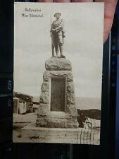 More details for ballywater war memorial   ireland   postcard vintage