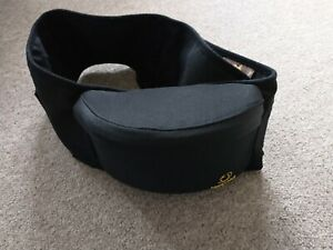 Hippychick black hip seat carrier