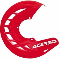 Red Acerbis X-Brake Front Disc Cover