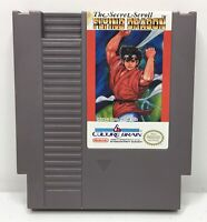 Nintendo NES Flying Dragon Video Game Cartridge *Authentic/Cleaned/Tested*