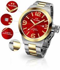TW Steel Herren Uhr Canteen Bracelet 45 mm CB71