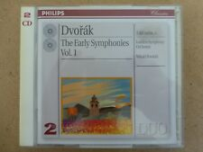 Dvorak – The Early Symphonies Vol. 1, London Symphony Orchestra, 2 x CDs