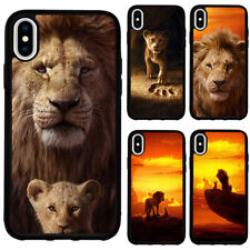 The Lion King Simba Silicone Cartoon Case Cover for iPhoneSE 2020 XR XS 7 8 11
