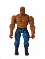 """Marvel Fantastic Four 4 The Movie Stomp N Clobber Thing 7"""" Action Figure 2005"""